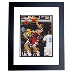 Blake Griffin Autographed Hand Signed Oklahoma Sooners 8x10 Photo - BLACK CUSTOM...