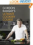 Gordon Ramsay's Ultimate Cookery Course by Gordon Ramsey book cover