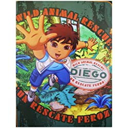 Go Diego Go! Sherpa Sheep Fur Twin Size