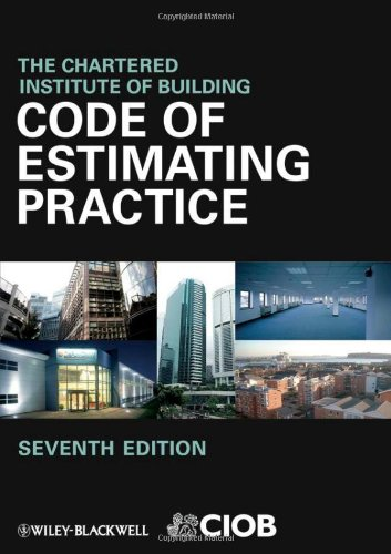 Code of Estimating Practice - Wiley-Blackwell - 1405129719 - ISBN: 1405129719 - ISBN-13: 9781405129718