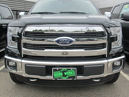 2015-2016 Ford F-150 Chrome Radiator Grille Three Bar Grill OEM NEW FL3Z-8200-PA (Grill Car Mercury compare prices)