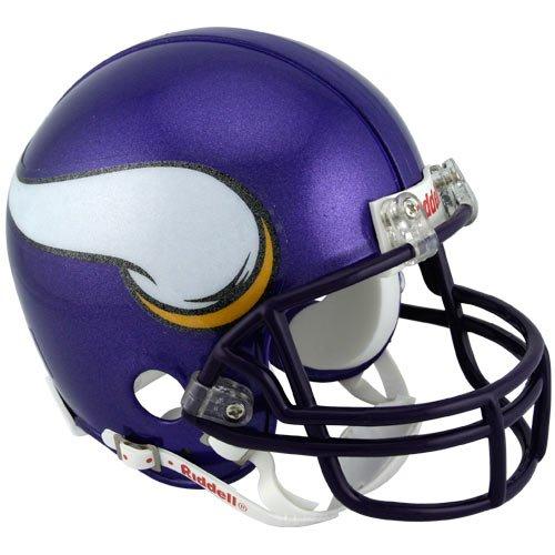 Vikings Mini Helmets, Minnesota Vikings Mini Helmet ...