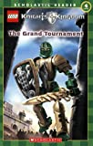 Knights Kingdom lever 4 The grand Tournament (Knights Kingdom Reader)