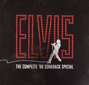 The Complete '68 Comeback Special: 40th Anniversary Edition (coffret 4 CD)