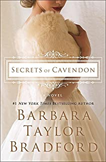Book Cover: Secrets of Cavendon