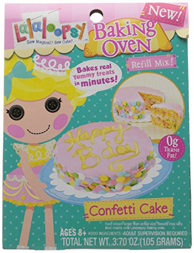 Lalaloopsy Baking Oven Mix- Confetti Cake - 1