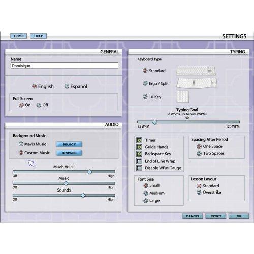 Mavis Beacon Teaches Typing 2009 Deluxe Edition
