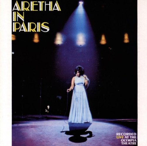 Aretha in Paris artwork