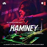 Kaminey OST CD Album Cover Image