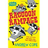 Raccoon Rampage (Awesome Animals)by Andrew Cope