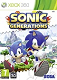 SEGA Sonic Generations [XBOX360] 5055277014194 (Action)