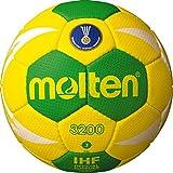 molten(モルテン) ハンドボール IHFモデルスペシャルエディション ヌエバ3200 H3X3200-YG イエロー×グリーン 3号