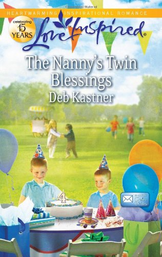 Image of The Nanny's Twin Blessings (Love Inspired)
