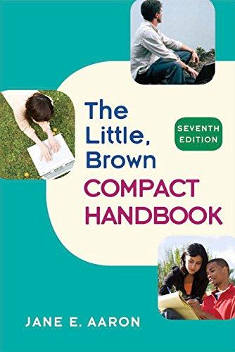The Little, Brown Compact Handbook
