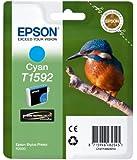 Epson T1592 Tintenpatrone Eisvogel, Singlepack, cyan