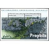 sellos para coleccionistas: RFA (RFA.Alemania) Bloque 44 (completa.edición) matasellado 1998 Nacional- u. Parques...