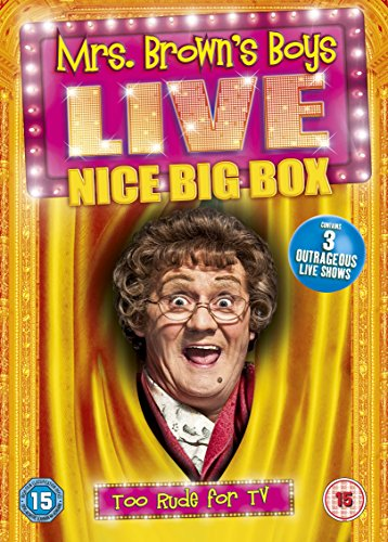 Mrs. Brown's Boys Live - Nice Big Box [DVD] [2013]