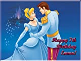 Single Source Party Supply - Disney Princess Edible Icing Image #9-8.25 Round