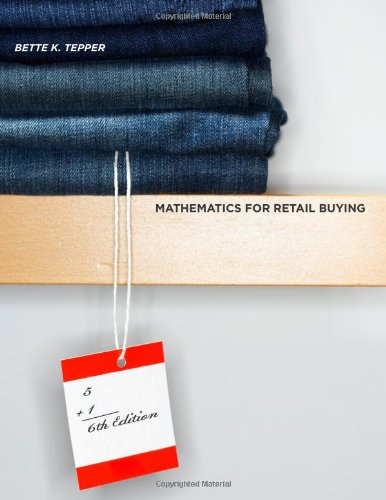 Mathematics for Retail Buying with CDROM (6th Edition)