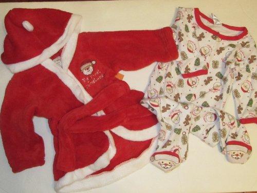 Christmas Pajamas For Infants front-1057257