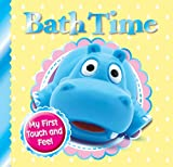 Igloo Books Ltd My First Touch and Feel: Bathtime (Happy Baby Touch & Feel)
