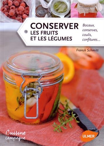 Conserver les fruits et les légumes