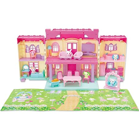 Jewel Pet Doll House