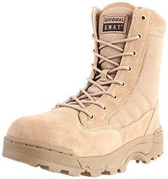Original S.W.A.T. Men\'s Classic 9 Inch Tactical Boot, Tan, 10.5 D US