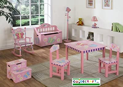 GuideCraft Kids Room