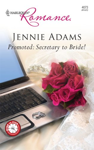 Image for Promoted: Secretary To Bride! (Harlequin Romance)
