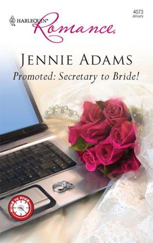 Image of Promoted: Secretary To Bride!