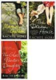 Rachel Hore Rachel Hore: 3 book collection - The Memory Garden / The Glass Painters Daughters / The Dream House rrp £20.97