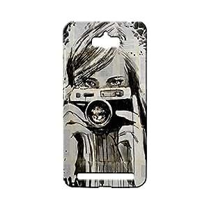 G-STAR Designer 3D Printed Back case cover for Asus Zenfone Max - G2976