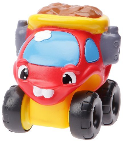 Imagen 1 de Vroom Planet 211065 - Blister 1 Mini Bolido Soft (Smoby)