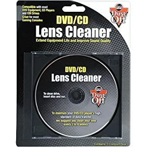 Falcon DVD/CD Lens Cleaner (DCDL)