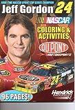 Jeff Gordon (Nascar Drivers Coloring Book)