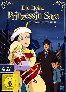 Die kleine Prinzessin Sara - Die komplette Serie [4 DVDs]