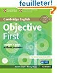 Objective First Student's Book withou...