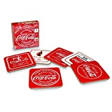 Coca Cola Coca-Cola 6 Cork Backed Coasters