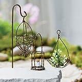 Miniature Fairy Garden Wire Accessory Set