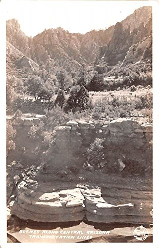 Scenes along Central Arizona Coolidge, Arizona postcard (Arizona Central compare prices)