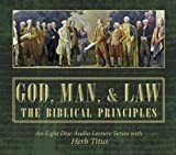 img - for God, Man, and Law: The Biblical Principles book / textbook / text book