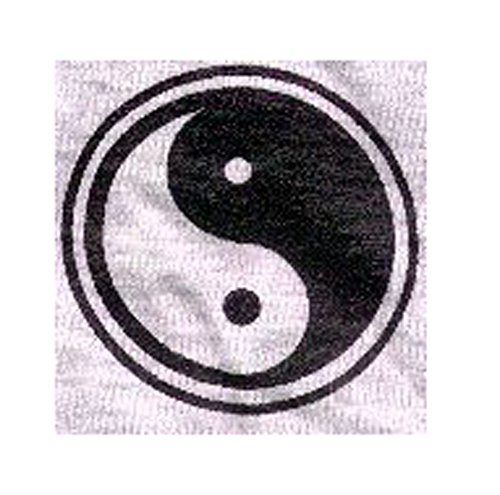 T-Shirt - Ying Yang 2 - X-Large