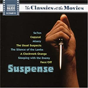 Classics At The Movies Suspense by Naxos