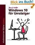 Windows 10 f�r Umsteiger
