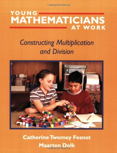 Young Mathematicians at Work: Constructing Multiplication...