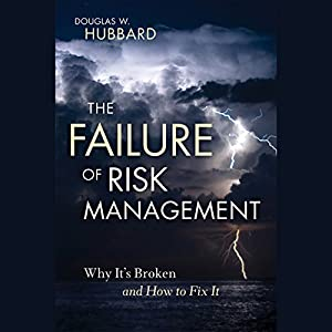 The Failure of Risk Management Audiobook