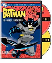 The Batman: The Complete Fourth Season (DC Comics Kids Collection)