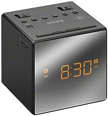 Sony ICFC1T Alarm Clock Radio Black