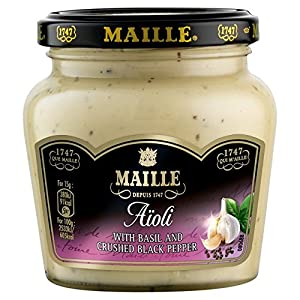 maille aioli sauce 200g grocery. Black Bedroom Furniture Sets. Home Design Ideas